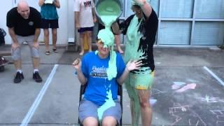 Ms. LeAnn gets slimed!!
