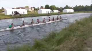 May Bumps 2014 - Wednesday - Girton M1 row over