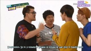 ENG 150617 BTS Weekly Idol Random Play Dance Cut