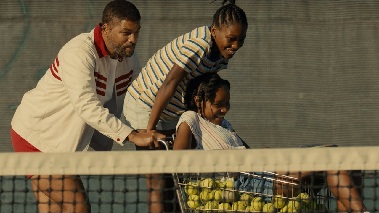 Will Smith is Papa Williams in nieuwe King Richard trailer