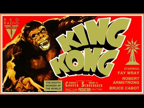 King Kong(1933)   Classic Movie Review