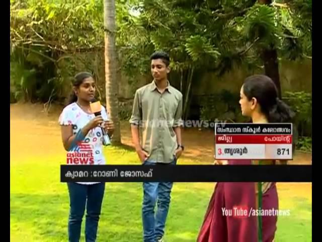Talk with Director Anjali Menon : Kerala School Kalolsavam 2015
