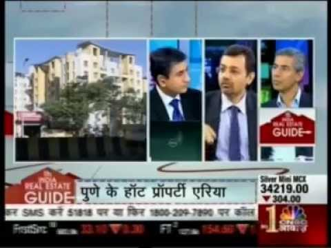 Gera's Pune Realty Report 2015 - CNBC Awaaz India Real Estate Guide