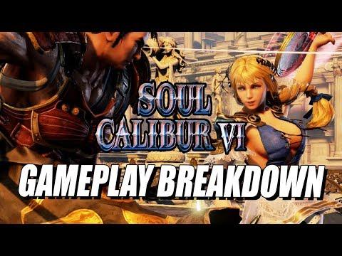 SOUL CALIBUR 6: Gameplay/Mechanics Analysis & Breakdown w/Maximilian
