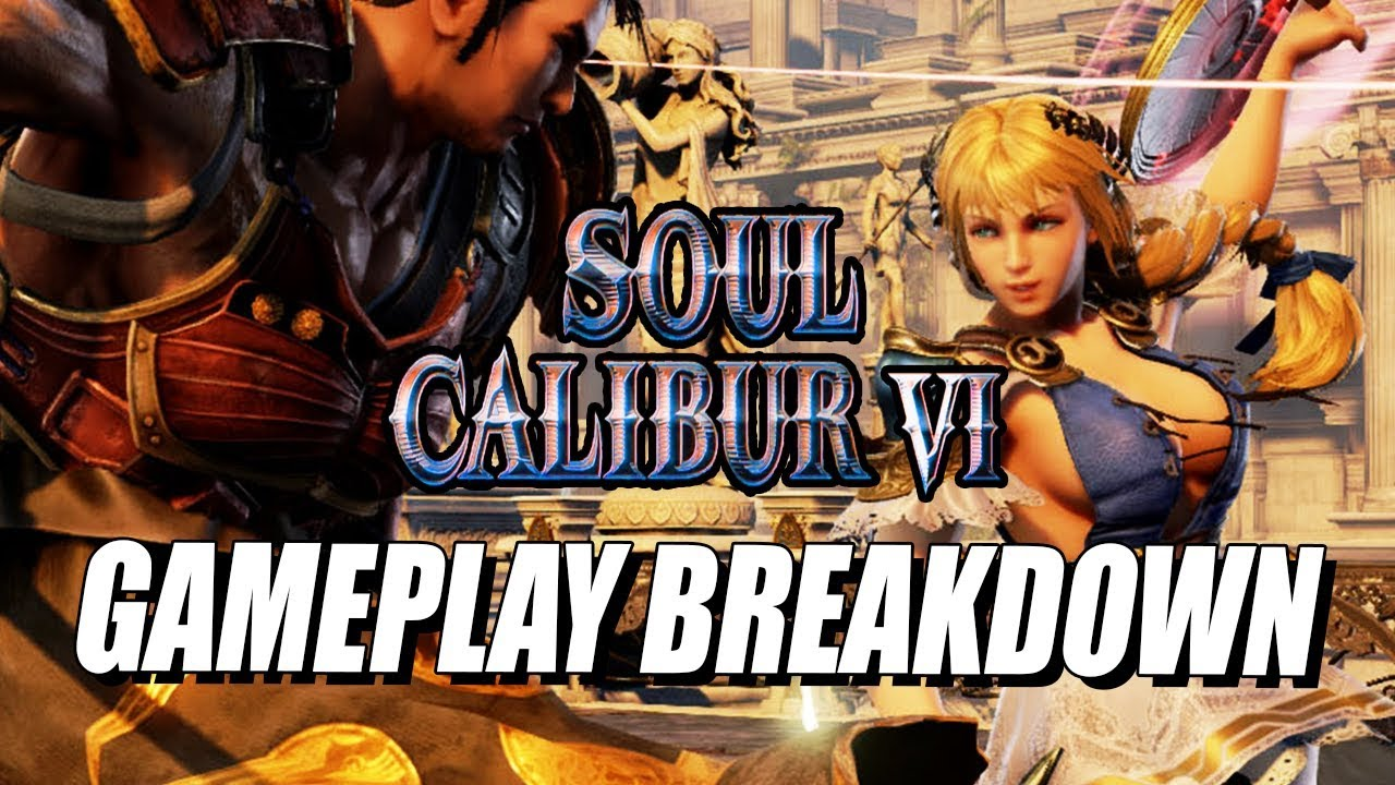 Soul Calibur 6 is here and present!!!! | SpaceBattles Forums