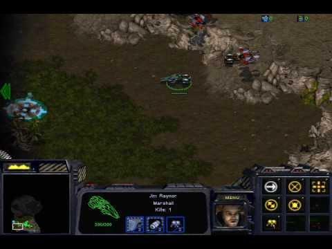 StarCraft - The Cutting Room Floor