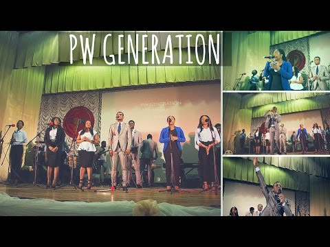 Pw generation ministration Glorious encounter