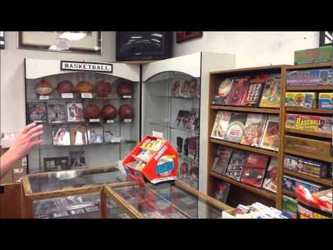 Sbyacards south bay baseball cards store tour with scott youtube sbyacards south bay baseball cards store tour with scott sciox Gallery