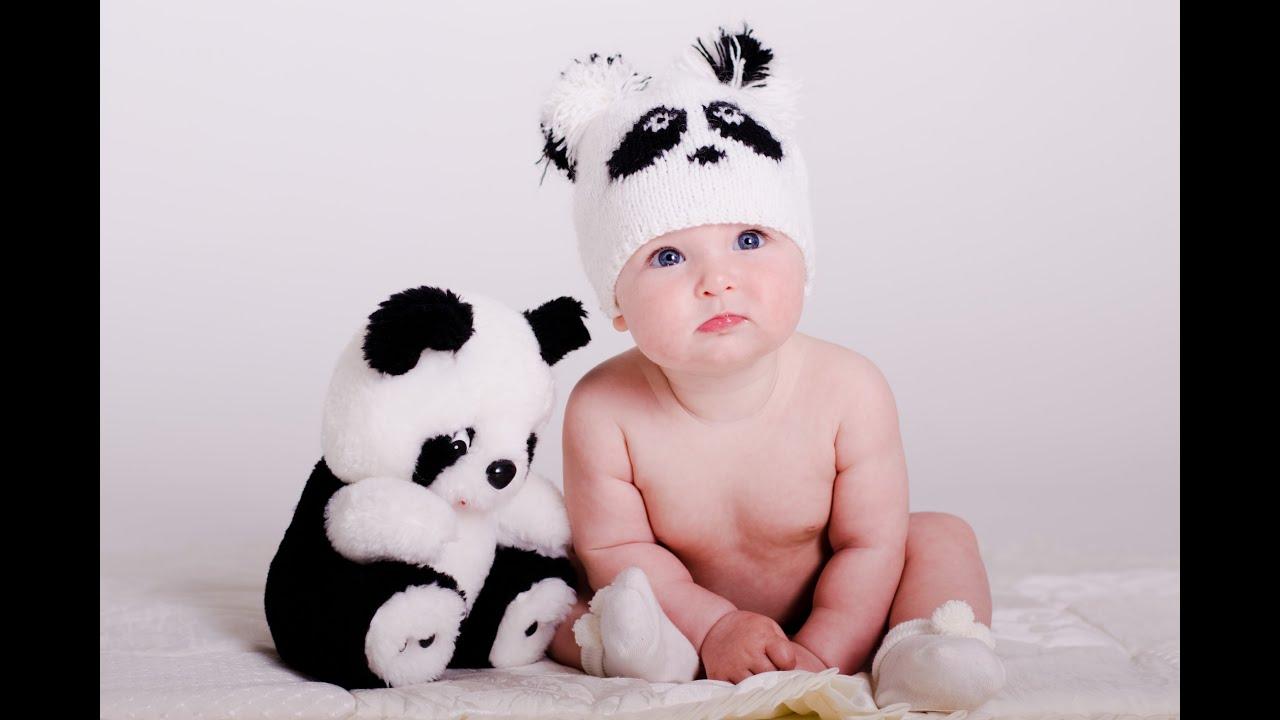 Теплая вязаная шапочка для новорожденного | вязание для новорожденных.