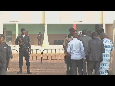 Mali, Le procès d'Amadou Sanogo renvoyé au 2 décembre
