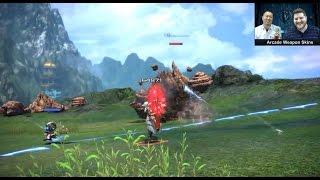 TERA - Gunner Preview Gameplay