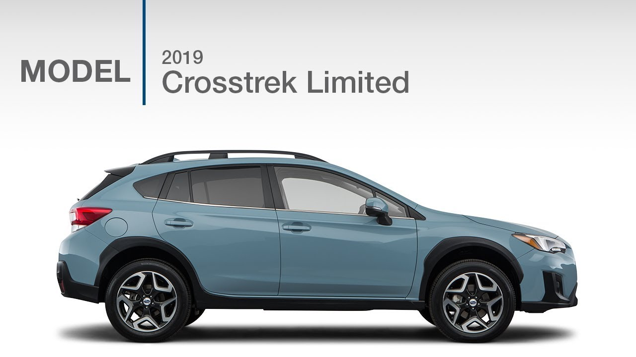 2019 Subaru Crosstrek Limited Model Review