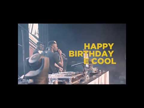 Davido Live In Naimey,  Niger. Birthday Surprise to DJ Ecool