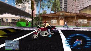 #1 Gta Remix Role de Hornet no Grau e Mobilete