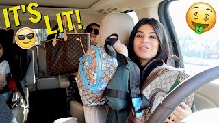 COME THRIFTING WITH MY CRAZY FAMILY + THRIFT HAUL!