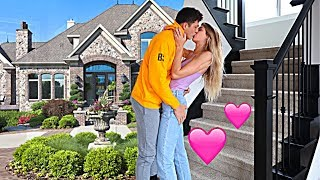 WE MOVED IN TOGETHER! *new house*
