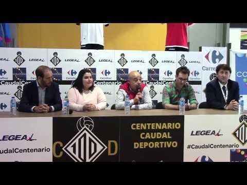 Equipaciones Caudal Deportivo 2017