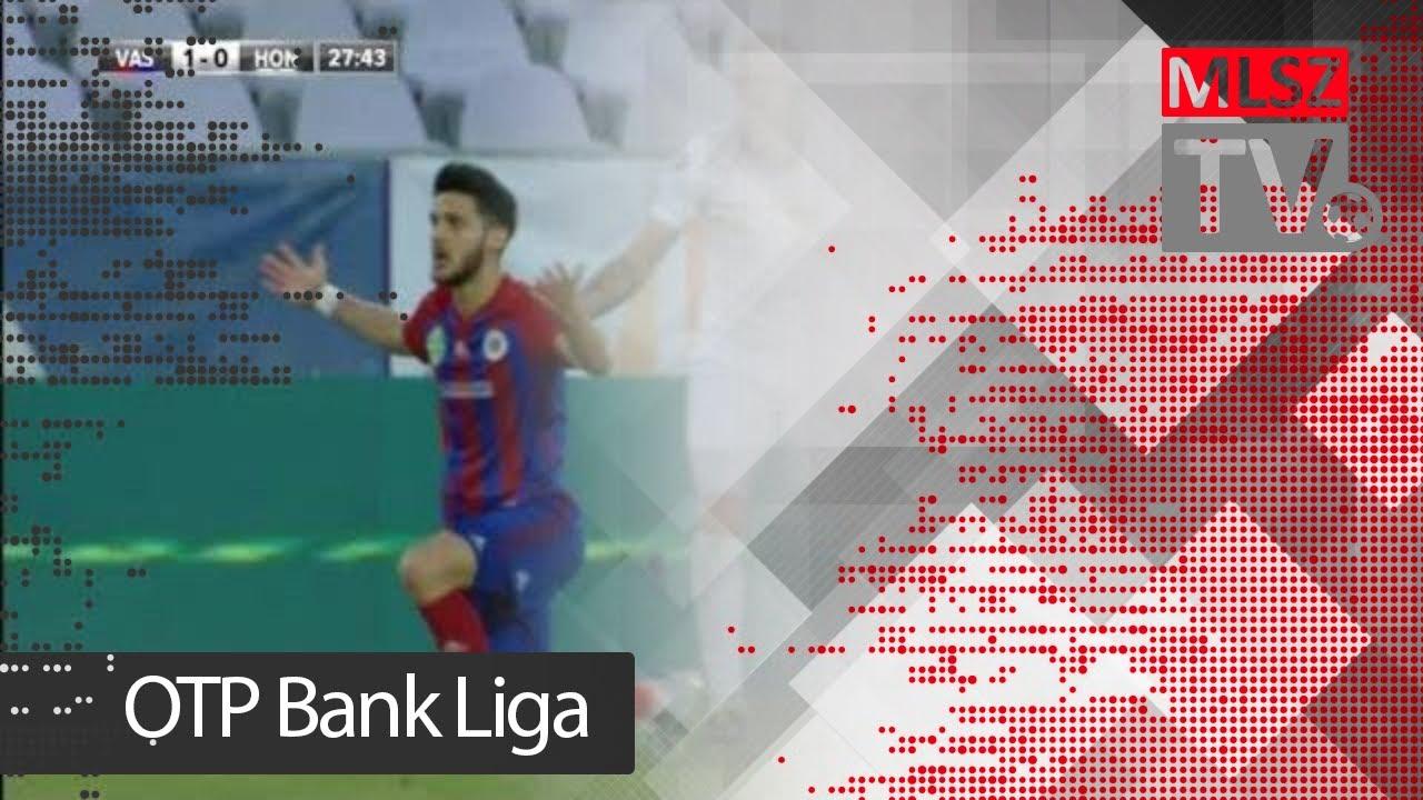 Vasas FC - Budapest Honvéd | 2-1 (1-0)| OTP Bank Liga | 22. forduló | 2017/2018 | MLSZTV