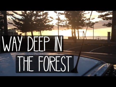 Way Deep In The Forest | Day 6 Brisbane