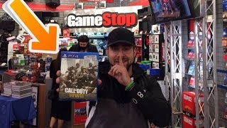 GAMESTOP HAS THE NEW CALL OF DUTY
