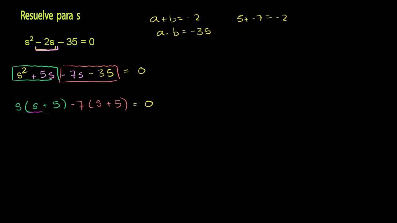Resuelve ecuaciones cuadraticas online dating