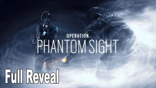 Rainbow Six Siege: Operation Phantom Sight - Full Presentation [HD 1080P]