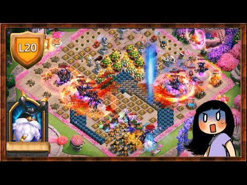 Hero Trial L20 | IGG FIX THE REWARDS😡 | Castle Clash