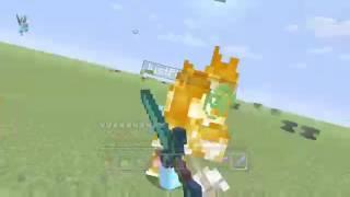 MINECRAFT KID RAGES OVER PVP! - Minecraft Trolling & Griefing