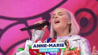 Download Anne-Marie - 'Ciao Adios' (live at Capital's Summertime Ball 2018) Mp3