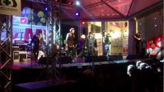 [Fancam] EVO Nine - Boyfriend (Justin Bieber) at Channel V Music Festival Siam Discovery 2013.03.10