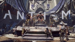 Anthem | Open Demo - Exploring the world