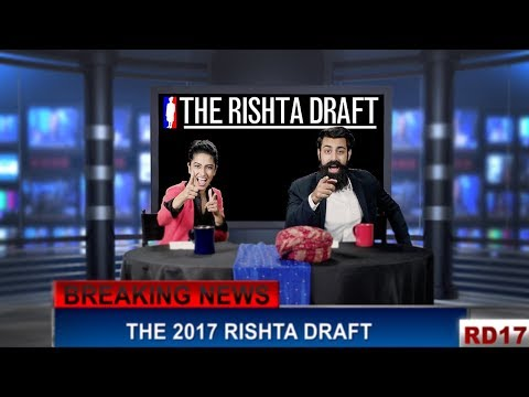 The Rishta Draft | Desi Dating Struggles | Indian Comedy | Dil Mil