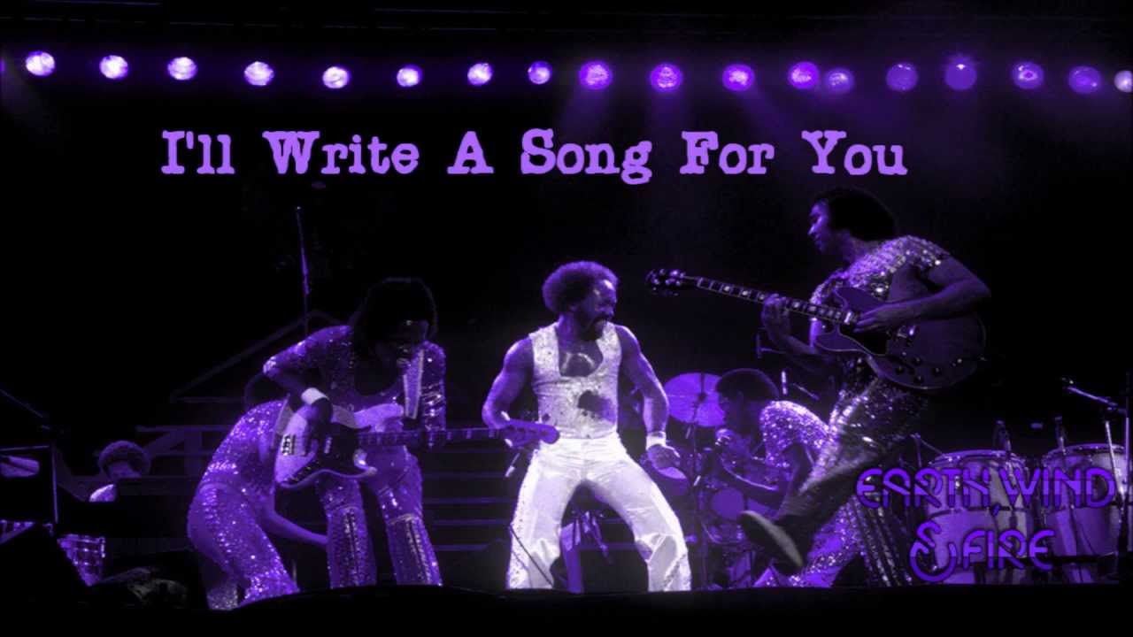 Missing lyrics by Earth, Wind & Fire?