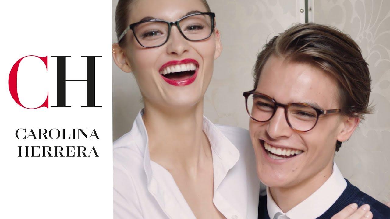 4116009528a Carolina Herrera Eyewear 2018