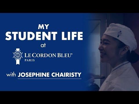 Student Life - Josephine Chairisty (Indonesia) Bachelor and Pastry Diploma | Le Cordon Bleu Paris