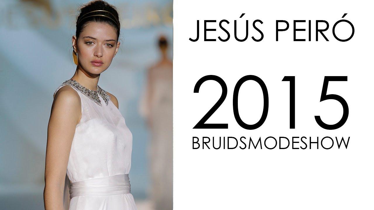 Jesus Peiro 2015 bruidsjurken collectie