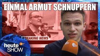 Fabian Köster: Jens Spahn trifft die Hartz-IV-Empfängerin Sandra S.