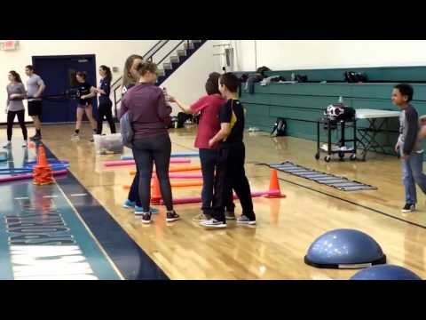 Oasis School For Autism: Physical Education, Adapted Physical Education. Adapted Physical Activities