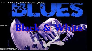 Blues - Robert Cray, Buddy Guy, Eric Clapton, BB King.