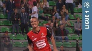 Super but Foued KADIR (13') - Stade Rennais FC - AC Ajaccio (2-0 - 2013/2014