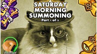 SUMMONERS WAR : Saturday Morning Summons - 250+ Mystical & Legendary Scrolls - (11/14 part 1)