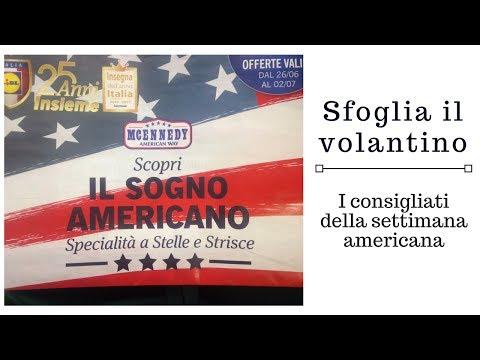 Sfoglia il volantino #2 - I consigliati della settimana americana | Lidl Italia