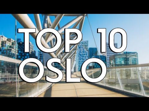 ✅ TOP 10: Things To Do In Oslo