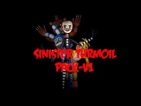 [C4D] Sinister Turmoil Pack V1 (Download)