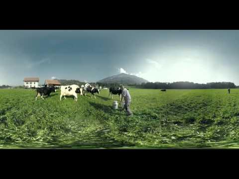 Cailler – 360° Video Preroll