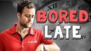 Late - Bored Ep 58 | Viva La Dirt League (VLDL)