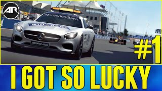 F1 2016 : SAFETY CAR SAVED ME!!! (F1 2016 Career Mode Gameplay, Australia GP)