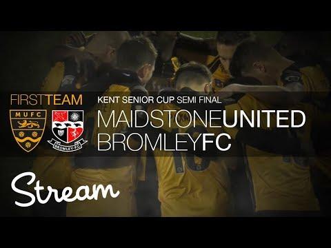 Maidstone United Vs Bromley (13/02/18)