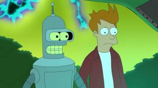 Futurama: Worlds of Tomorrow - Official Story Trailer