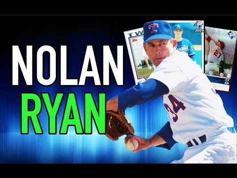 95 NOLAN RYAN IS UN-HITTABLE | MLB THE SHOW 16 DIAMOND DYNASTY GAMEPLAY